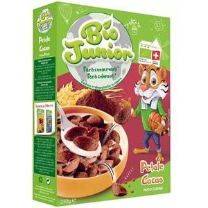 Cereale petale cacao BIO BIO JUNIOR, 250g