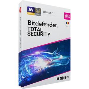 Antivirus BITDEFENDER Total Security 2020, 1 an, 5 PC, Retail