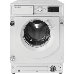 Masina de spalat rufe incorporabila WHIRLPOOL BI WMWG 71483E EU N, 6th Sense, 7 kg, 1400rpm, Clasa D, alb