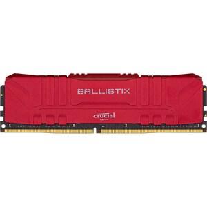 Memorie desktop CRUCIAL Ballistix, 8GB DDR4, 3200MHz, CL16, BL8G32C16U4R