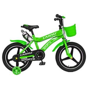 """Bicicleta copii CARPAT C1600AVA, 16"""", verde"""
