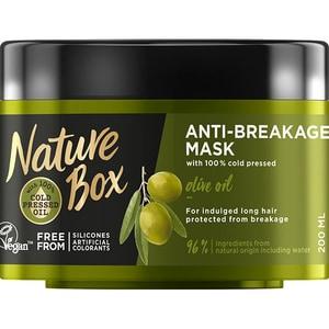 Masca de par NATURE BOX Olive Oil, 200ml