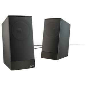 Boxe HAMA Sonic LS-208, 2.0, 8W, negru