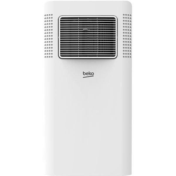 Aer conditionat portabil BEKO BP209H, 9000 BTU, A/A, alb