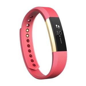 Bratara fitness FITBIT Alta, Android/iOS, Small, auriu-roz