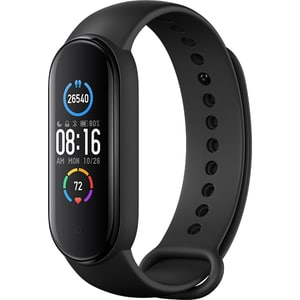Bratara fitness XIAOMI Mi Band 5, Android/iOS, negru