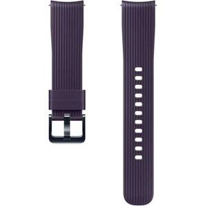Bratara pentru SAMSUNG Galaxy Watch, 20mm, silicon, violet