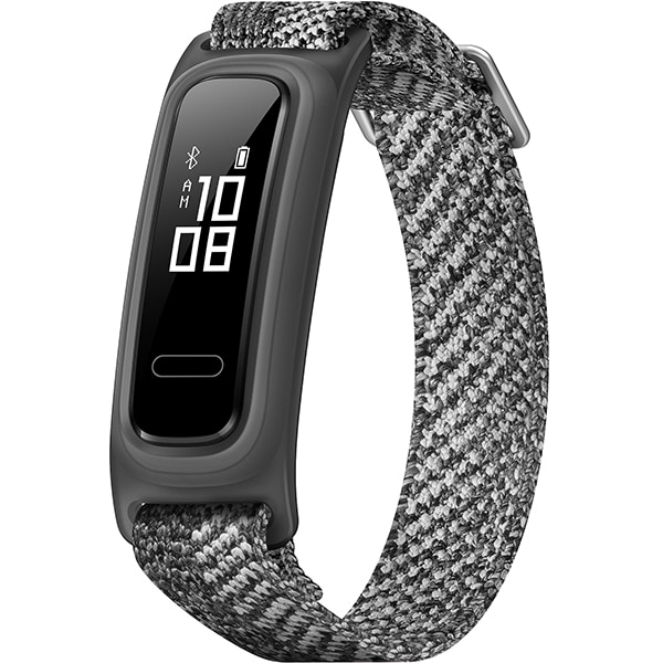 Bratara fitness HUAWEI Band 4e, Android/iOS, Misty Grey