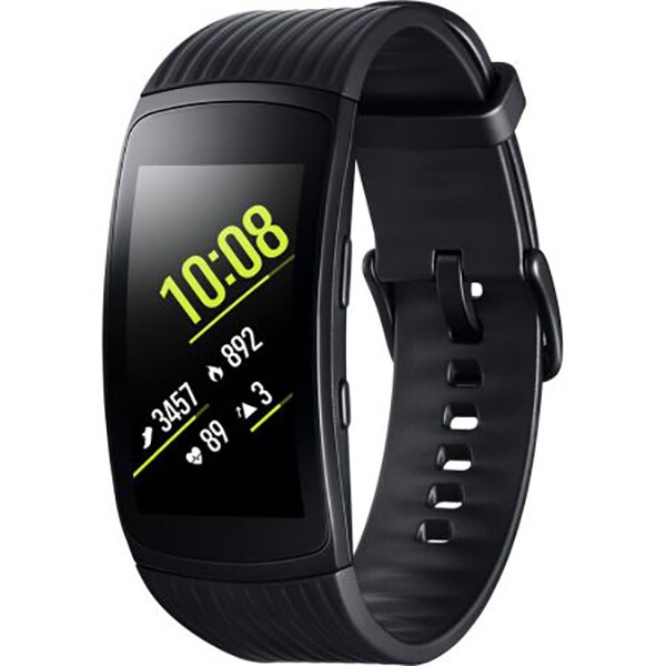 Bratara fitness SAMSUNG Gear Fit 2 Pro, Android, Small, negru