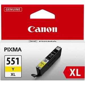 Cartus CANON Pixma CLI-551XL, galben