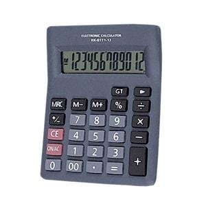 Calculator de birou MEMORIS Precious M12, 12 cifre, gri