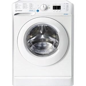 Masina de spalat rufe frontala slim INDESIT BWSA 71251 W EE N, 7 kg, 1200rpm, Clasa E, alb