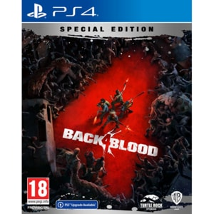 Back 4 Blood Specialist Edition PS4
