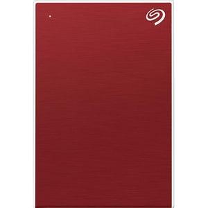 Hard Disk Drive portabil SEAGATE Backup Plus Slim STHN1000403, 1TB, USB 3.0, rosu