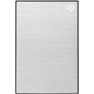 Hard Disk Drive portabil SEAGATE Backup Plus Slim STHN1000401, 1TB, USB 3.0, argintiu