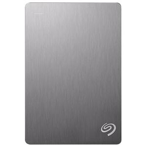 Hard Disk Drive portabil SEAGATE Backup Plus STDR5000201, 5TB, USB 3.0, argintiu