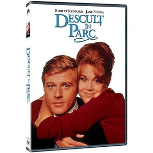 Descult in parc DVD
