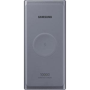 Baterie externa SAMSUNG EB-U3300XJEGEU, 10000 mAh, Type C, Wireless QI, gri