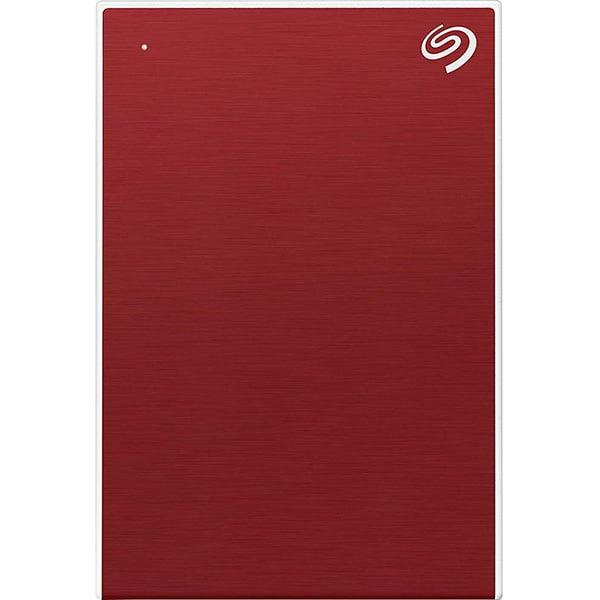 Hard Disk Drive portabil SEAGATE Backup Plus Slim STHN2000403, 2TB, USB 3.0, rosu