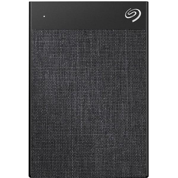 Hard Disk Drive portabil SEAGATE Backup Plus Ultra Touch STHH2000400, 2TB, USB 3.0  Type C, negru