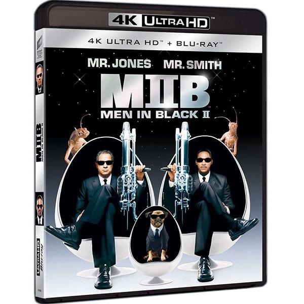 Barbati in negru 2 4K UHd + Blu-Ray