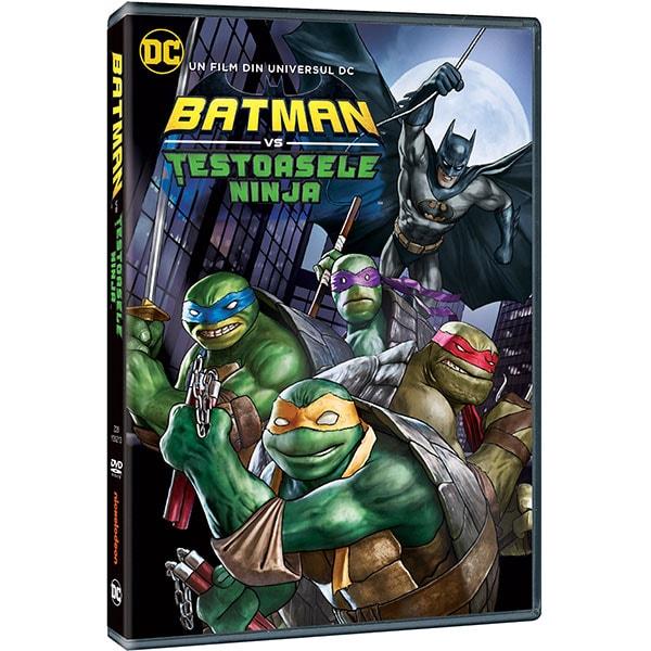 Batman Vs. Teenage Mutant Ninja Turtles DVD