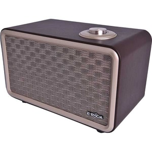 Boxa portabila E-BODA Retro Vibe 100, Bluetooth, maro