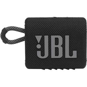 Boxa portabila JBL Go 3, Bluetooth, Waterproof, negru
