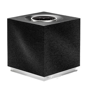 Boxa NAIM Mu-So Qb 2nd Gen, 300W RMS, Bluetooth, Wi-Fi, negru