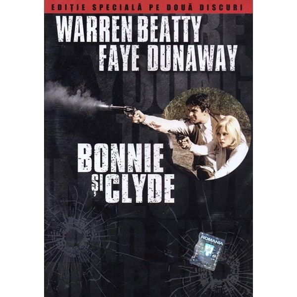 Bonnie si Clyde - Editie Speciala DVD