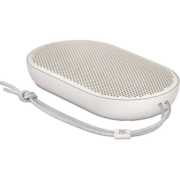 Boxa portabila BANG & OLUFSEN BeoPlay P2, 30W, Bluetooth, Sandstone