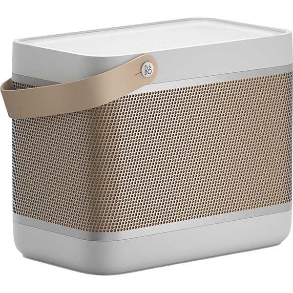 Boxa portabila BANG & OLUFSEN Beolit 20, Bluetooth, Powerbank, Incarcare wireless telefon, Grey Mist
