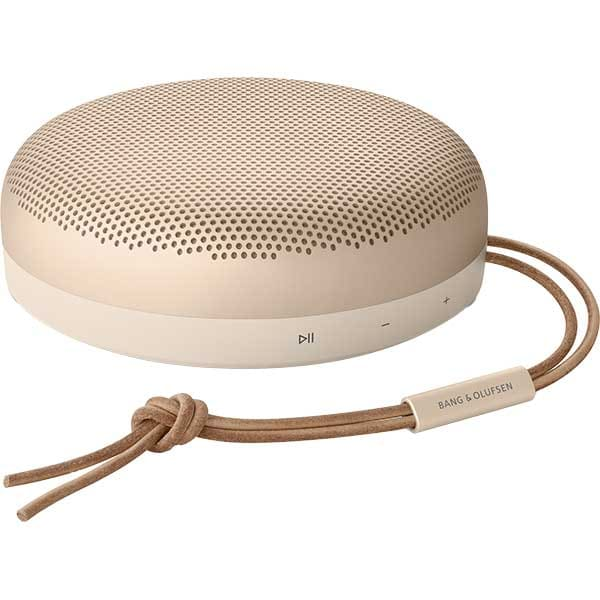Boxa portabila BANG & OLUFSEN Beosound A1 2nd Gen, 60W, Bluetooth, Waterproof, Gold Tone