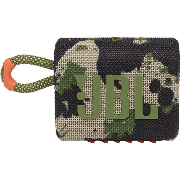 Boxa portabila JBL Go 3, Bluetooth, Waterproof, camuflaj