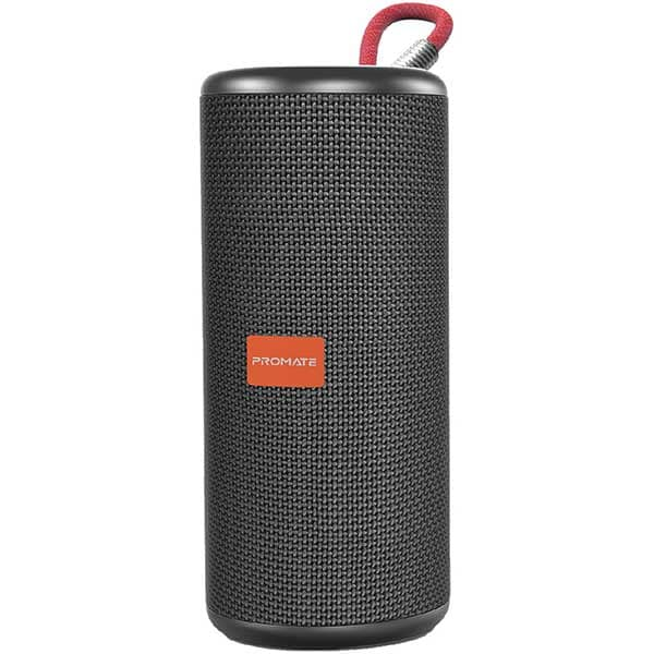 Boxa portabila PROMATE Pylon, Bluetooth, negru