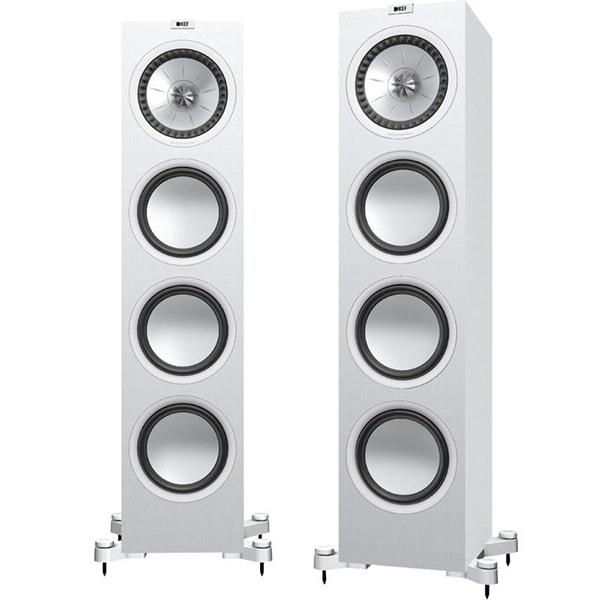 Boxa de podea KEF Q950, 200W RMS, Hi-Fi, alb