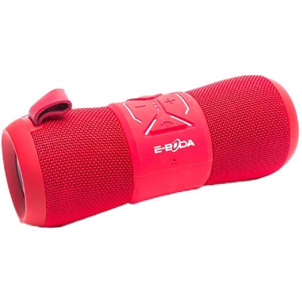 Boxa portabila E-BODA Pro Sound, Bluetooth, Waterproof, rosu