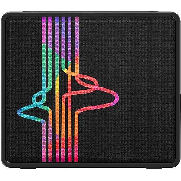 Boxa portabila HAMA Pocket HaHaHa Vibe, Bluetooth, MicroSD, negru