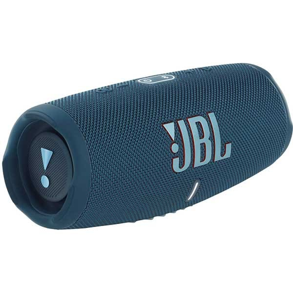 Boxa portabila JBL Charge 5, Bluetooth, Powerbank, Bass Radiator, Waterproof, albastru