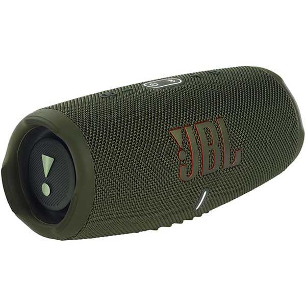 Boxa portabila JBL Charge 5, Bluetooth, Powerbank, Bass Radiator, Waterproof, verde