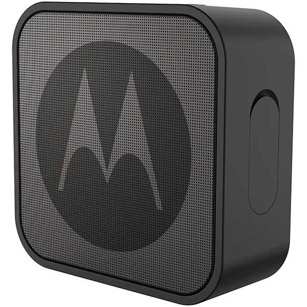 Boxa portabila MOTOROLA Sonic Boost 220 mini, Bluetooth, Waterproof, negru