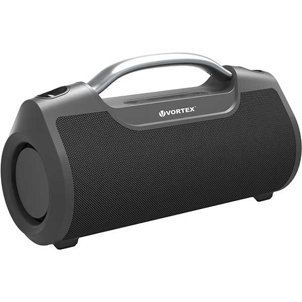 Boxa portabila VORTEX VO2400, 40W, USB, MicroSD, Powerbank, Waterproof, Bluetooth, negru