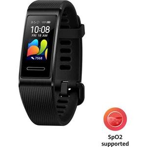 Bratara fitness HUAWEI Band 4 Pro, Android/iOS, silicon, Graphite Black