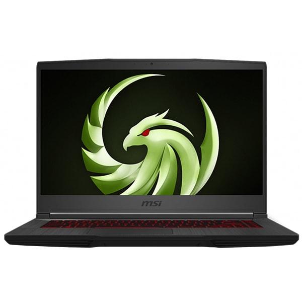 "Laptop Gaming MSI Bravo 15 A4DDR-216XRO, AMD Ryzen 7 4800H pana la 4.2GHz, 15.6"" Full HD, 8GB, SSD 512GB, AMD Radeon RX 5500M 4GB, Free DOS, negru"