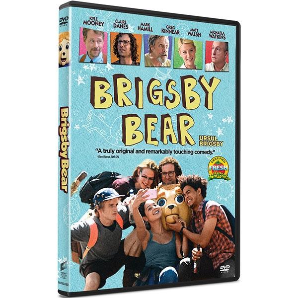 Brigsby Bear DVD