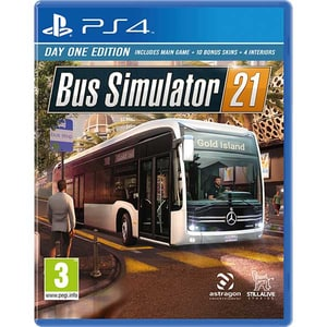 Bus Simulator 21 PS4