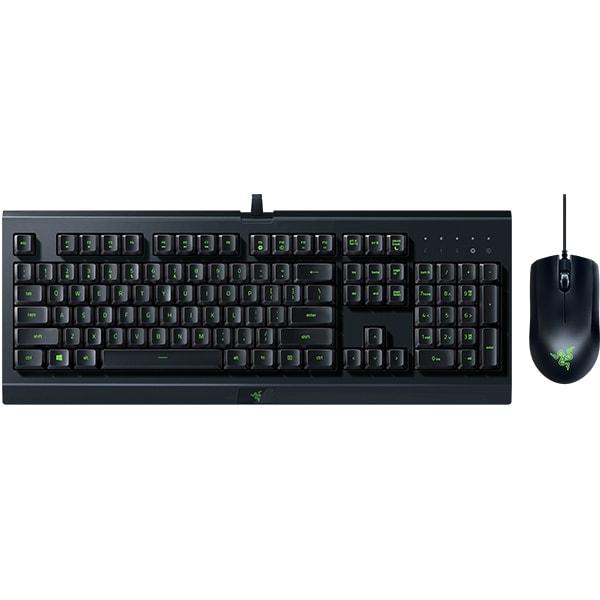 Bundle Gaming RAZER tastatura Cynosa Lite + mouse Abyssus Lite, negru