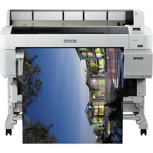 Plotter EPSON SureColor SC-T5200, 36 inch, A0, USB, Retea
