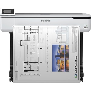 Plotter EPSON SureColor SC-T5100, 36 inch, A0, USB, Retea, Wi-Fi