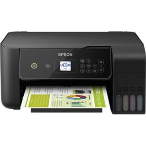 Multifunctional inkjet color EPSON EcoTank L3160 CISS , A4, USB, Wi-Fi